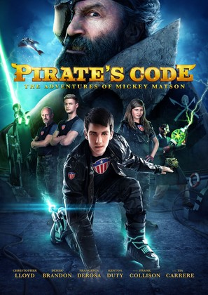 Pirate's Code: The Adventures of Mickey Matson - Movie Poster (thumbnail)