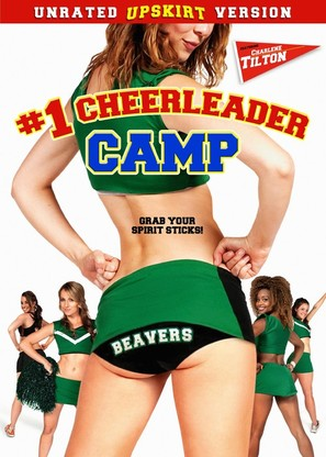 #1 Cheerleader Camp - DVD movie cover (thumbnail)