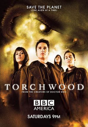 """Torchwood"" - Movie Poster (thumbnail)"