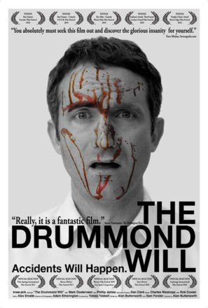 The Drummond Will - British Movie Poster (thumbnail)