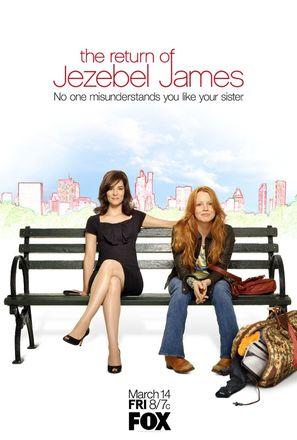 """The Return of Jezebel James"" - poster (thumbnail)"