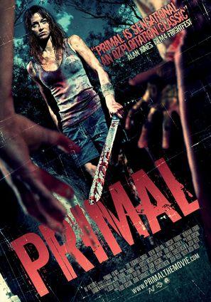 Primal - Australian Movie Poster (thumbnail)