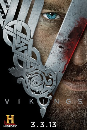 """Vikings"" - Movie Poster (thumbnail)"
