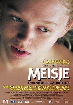 Meisje - Belgian poster (thumbnail)