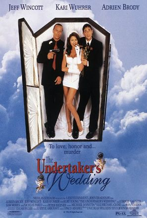 The Undertaker's Wedding - Movie Poster (thumbnail)