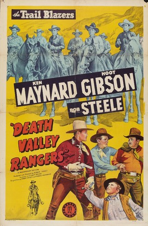 Death Valley Rangers - Movie Poster (thumbnail)