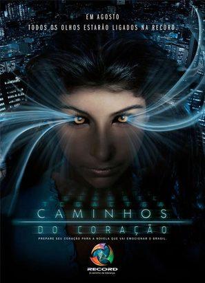 """""""Caminhos do Coração"""" - Brazilian poster (thumbnail)"""