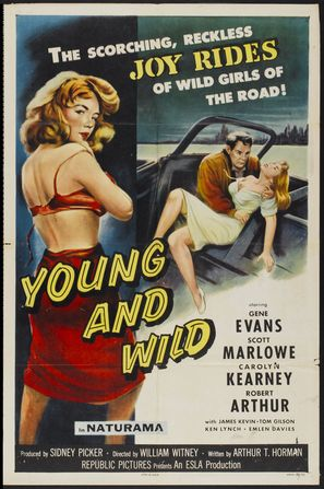 Young and Wild - Theatrical poster (thumbnail)