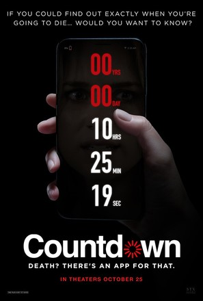 Countdown - Movie Poster (thumbnail)