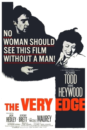 The Very Edge - Movie Poster (thumbnail)