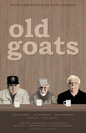 Old Goats - Movie Poster (thumbnail)