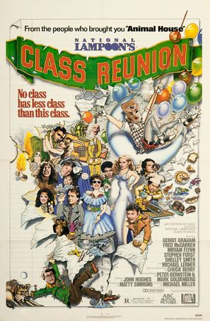 Class Reunion - Movie Poster (thumbnail)