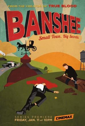 """""""Banshee"""" - Movie Poster (thumbnail)"""