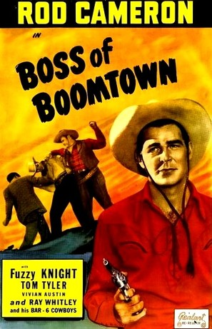 Boss of Boomtown