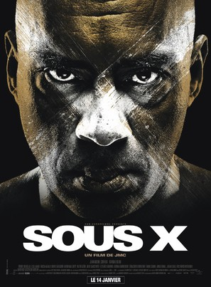 Sous X - French Movie Poster (thumbnail)
