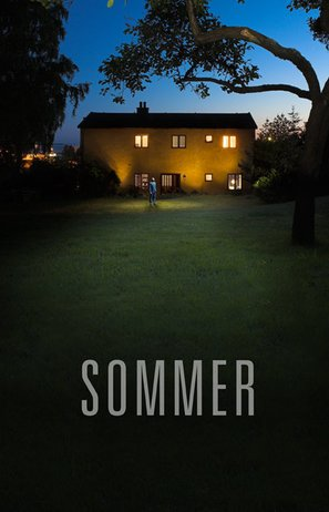"""Sommer"" - German Movie Poster (thumbnail)"