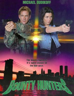 Bounty Hunters - Movie Poster (thumbnail)