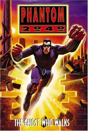 """Phantom 2040"" - VHS cover (thumbnail)"