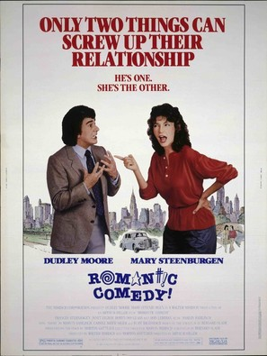 Romantic Comedy - Movie Poster (thumbnail)