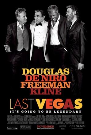Last Vegas - Movie Poster (thumbnail)