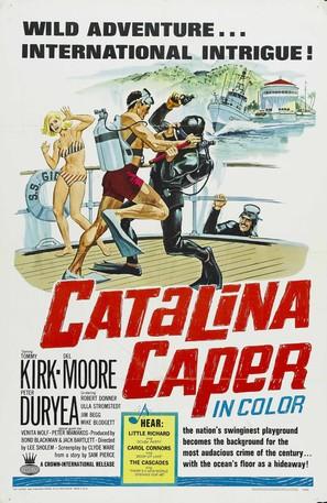 Catalina Caper - Movie Poster (thumbnail)