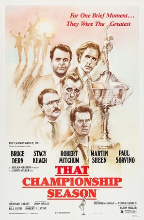 That Championship Season - Movie Poster (thumbnail)