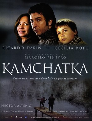 Kamchatka - Spanish Movie Poster (thumbnail)