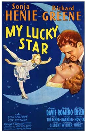 My Lucky Star - Movie Poster (thumbnail)