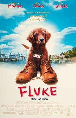 Fluke - Movie Poster (thumbnail)