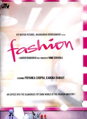 Fashion - Indian Movie Poster (thumbnail)
