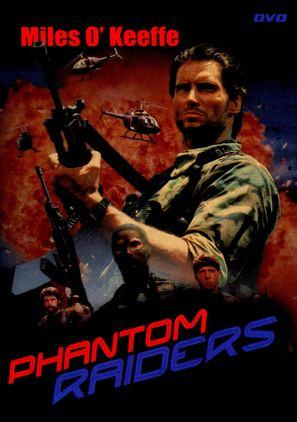 Phantom Raiders - DVD movie cover (thumbnail)