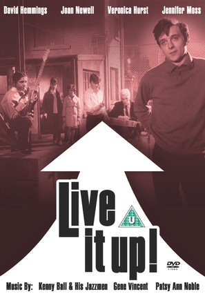Live It Up! - British Movie Cover (thumbnail)