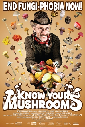 Know Your Mushrooms - Canadian Movie Poster (thumbnail)