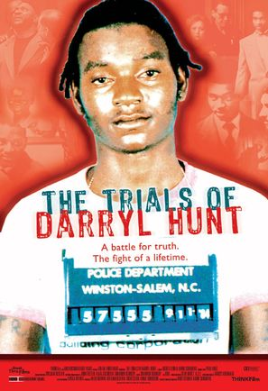 The Trials of Darryl Hunt - poster (thumbnail)