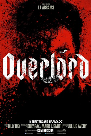 Overlord - Movie Poster (thumbnail)