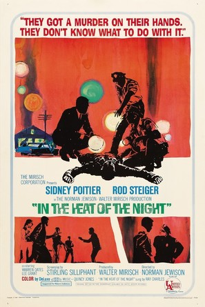 In the Heat of the Night - Movie Poster (thumbnail)