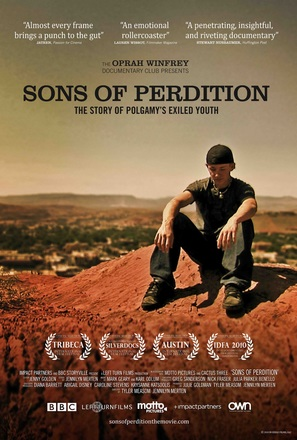 Sons of Perdition - Movie Poster (thumbnail)