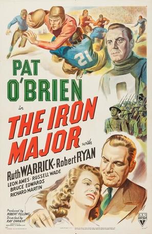 The Iron Major - Movie Poster (thumbnail)