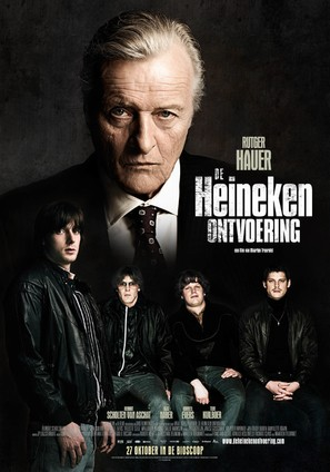 De Heineken ontvoering - Dutch Movie Poster (thumbnail)