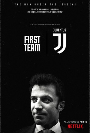 """First Team: Juventus"""
