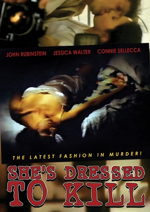 She's Dressed to Kill - DVD movie cover (thumbnail)