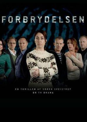 """""""Forbrydelsen"""" - Danish Movie Poster (thumbnail)"""