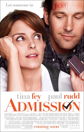 Admission - Movie Poster (thumbnail)
