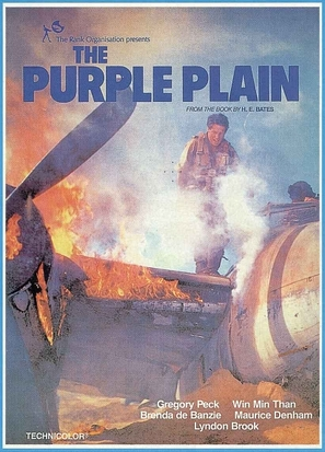 The Purple Plain - Movie Poster (thumbnail)