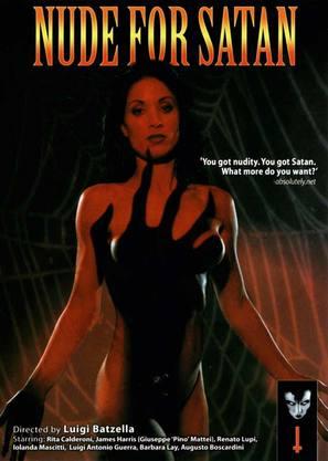 Nuda per Satana - DVD cover (thumbnail)