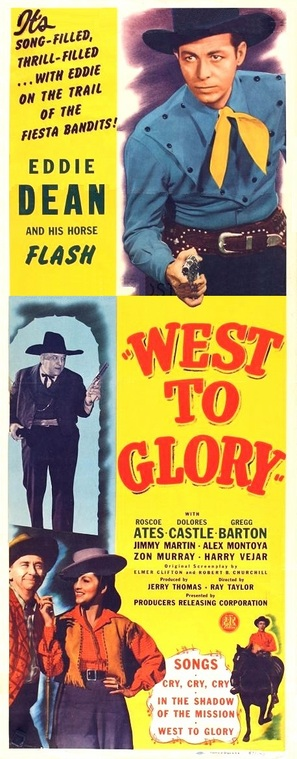 West to Glory - Movie Poster (thumbnail)