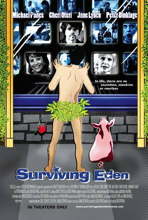 Surviving Eden - poster (thumbnail)