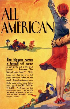 The All-American - poster (thumbnail)