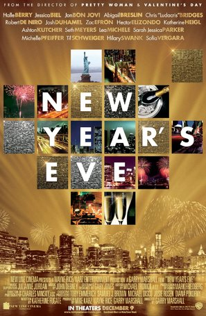 New Year's Eve - Movie Poster (thumbnail)