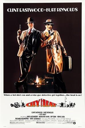 City Heat - Movie Poster (thumbnail)